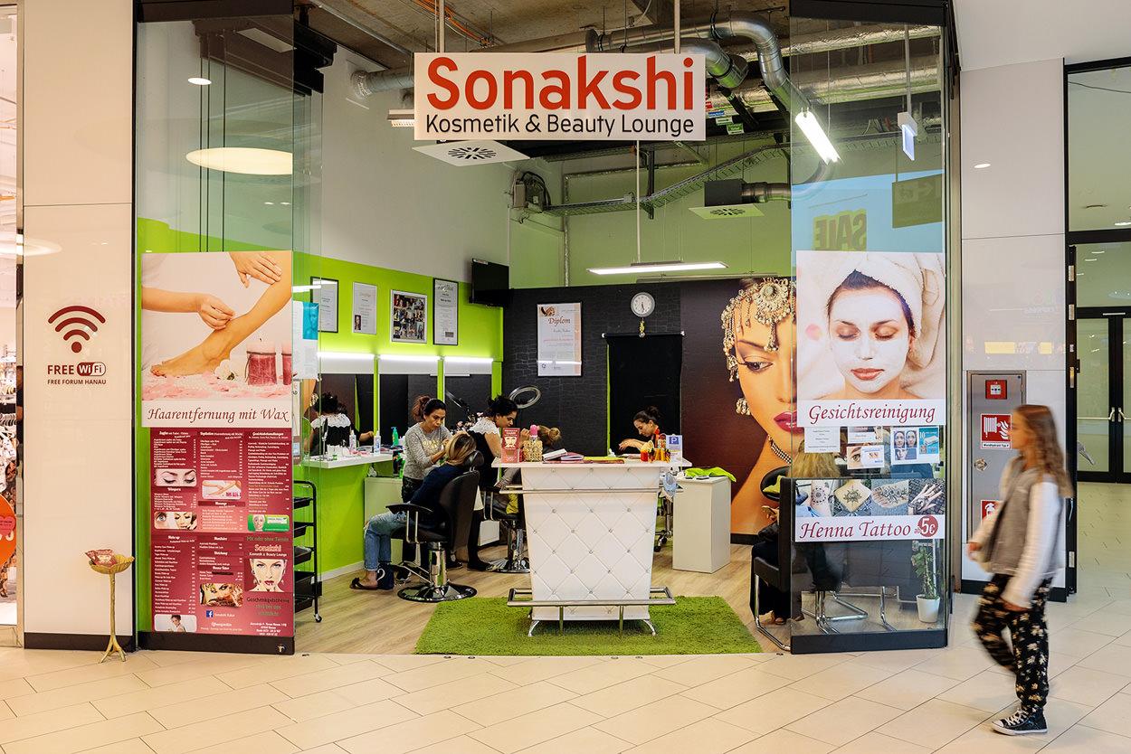 Sonakshi Kosmetik Beauty Lounge Im Forum Hanau Toys