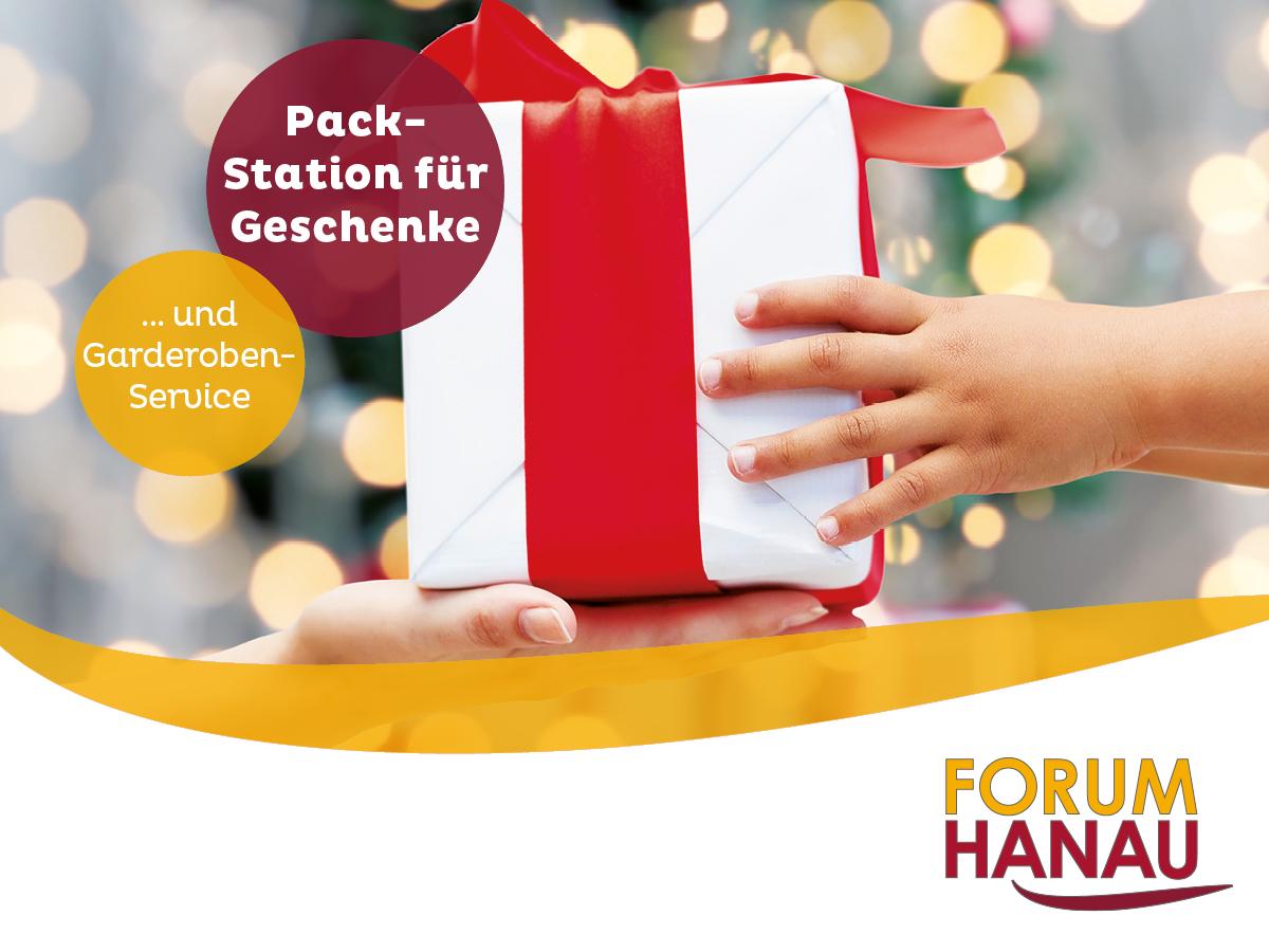 service station zu weihnachten im forum hanau. Black Bedroom Furniture Sets. Home Design Ideas