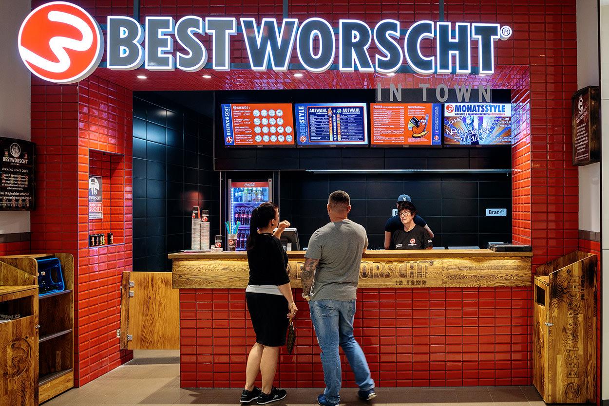 Best Worscht In Town Im Forum Hanau